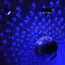 Большой Стеклянный зеркальный диско шар dj ktv брусья вечерние
