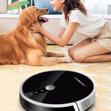 Robot-Vacuum-Cleaner Suction Smart-Memory Liectroux C30b Navigation-Wifi-App Electric-Watertank