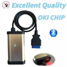 2020 Best VD TCS CDP PRO Plus 2016.R0 Free keygen oki chip Bluetooth vd ds150e cdp for Delphis car truck OBD2 Diagnostic Tool цена 2017