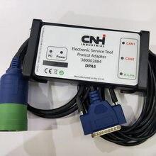 V9.3 cnh est k-line nova holland caso cnh serviço eletrônico ferramenta de diagnóstico para iveco fácil diagnóstico scanenr