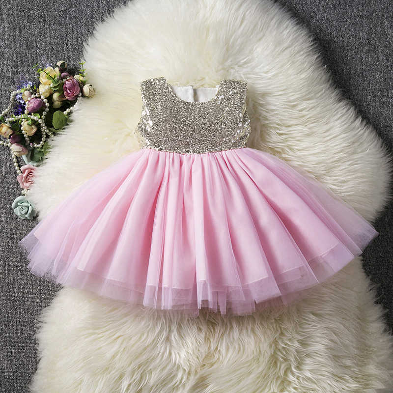 2019 г. Детское платье с цветочным узором для маленьких девочек платье с блестками платье-пачка принцессы для девочек Одежда для маленьких принцесс, церемония, детская одежда от 1 до 5 лет