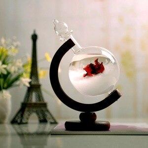 Storm Glass Bottle Creative Gl
