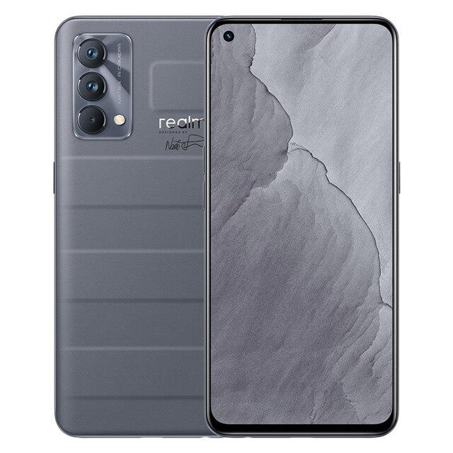 "Global Version realme GT Master Edition 6.43"" Smartphone Snapdragon 778G Octa-core 128GB/256GB 120Hz Super AMOLED Super Dart 65W 6"