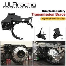 Производительность безопасности Мотоспорт Трансмиссия Скоба для Nissan R35 GT-R GTR GR6 Трансмиссия Tig сварная сталь с черным покрытием