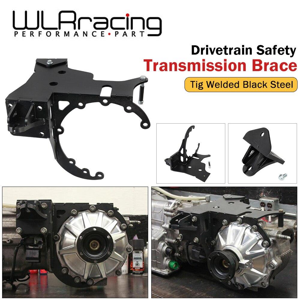 닛산 r35 GT-R gtr gr6 drivetrain tig welded black coated steel 용 성능 안전 모터 스포츠 변속기 브레이스