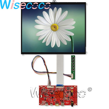 """2048*1536 9.7"""" Inch 2K lcd Panel IPS Monitor Module HDMI Driver Board for DIY Project LP097QX1-SPA1"""