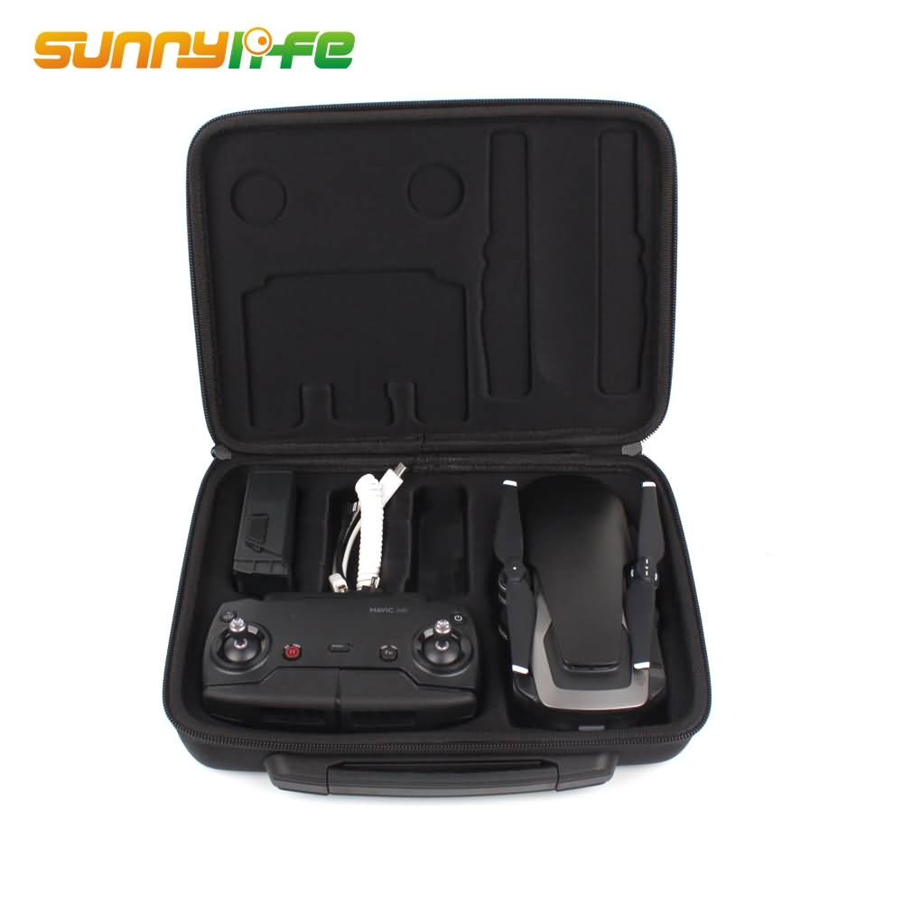 Bolsa de almacenamiento Sunnylife, bolso de Estuche de transporte portátil para DJI MAVIC AIR Drone