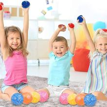 The New Vent Ball Decompression Small Toy Tricky Funny Bubble Slow Rebound Ball Children Adult Toy Pinch Music