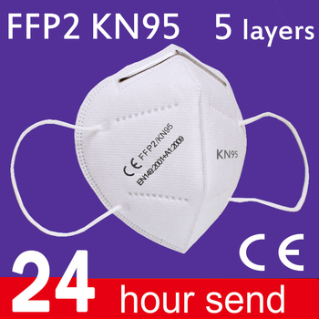 10-200 KN95 face mask facial masks  FFP2 filter masks mask maske Mouth mask anti dust mask protect mascaras mascarilla