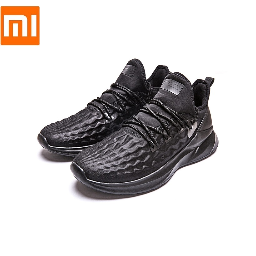 Xiaomi man Sneaker Shoes Lace-Up running Shoes Lightweight Non-slip men Outdoor fitness sports shoes Smart home