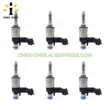 CHKK-CHKK 0261500121 FJ1088 AA5Z-9F593-C AA5Z-9F593-D GDI fuel injector for FORD&LINCOLN FLEX / TAURUS MKS MKT 3.5L V6