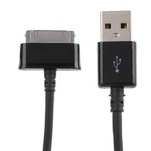 USB-кабель для передачи данных, зарядное устройство для Samsung Galaxy Tab 2 10,1, P5100, P7500, быстрое зарядное устройство для планшета, кабель Micro USB, кабель ...