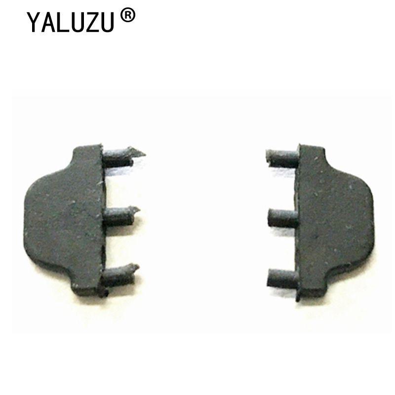 YALUZU 2pcs/set for Lenovo X220T(X220 TABLET) X230T Front Bezel Rubber Bottom Foot Feet Palmrest KB Cover Bezel