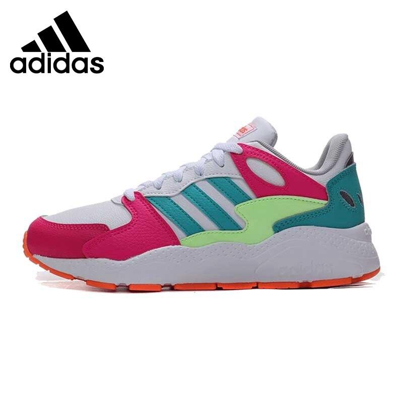 €120.94 30% de DESCUENTO|Zapatillas de correr originales para mujer Adidas  NEO CRAZYCHAOS|Zapatillas de correr| - AliExpress