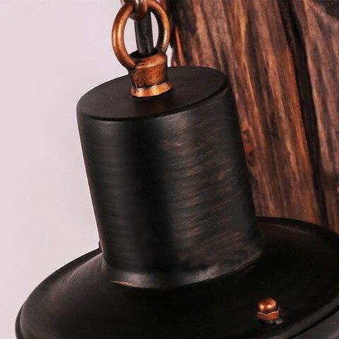 lampada de parede loft cafe levantamento arandela