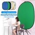 GSKAIWEN 150*200 см 4 в 1 отражатель для фотосъемки портативный фон-хромакей зеленый экран задний фон фоны для YouTube видео