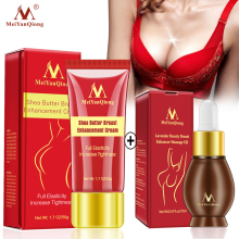 Body Care  Butter Breast Enhancement Cream + Beauty Massage Essential Oil Set Big Skin 2pc