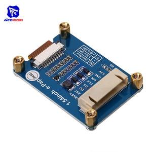 "Image 4 - Diymore 1.54 ""e נייר מודול 200*200 אלקטרוני דיו תצוגת SPI ממשק עבור פטל Pi Arduino STM32"