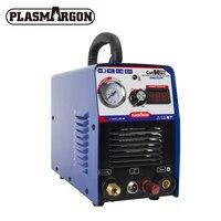 Trabalho do hf 220v 60a da máquina de corte do plasma do cortador do plasma do arco piloto com cnc icut60p