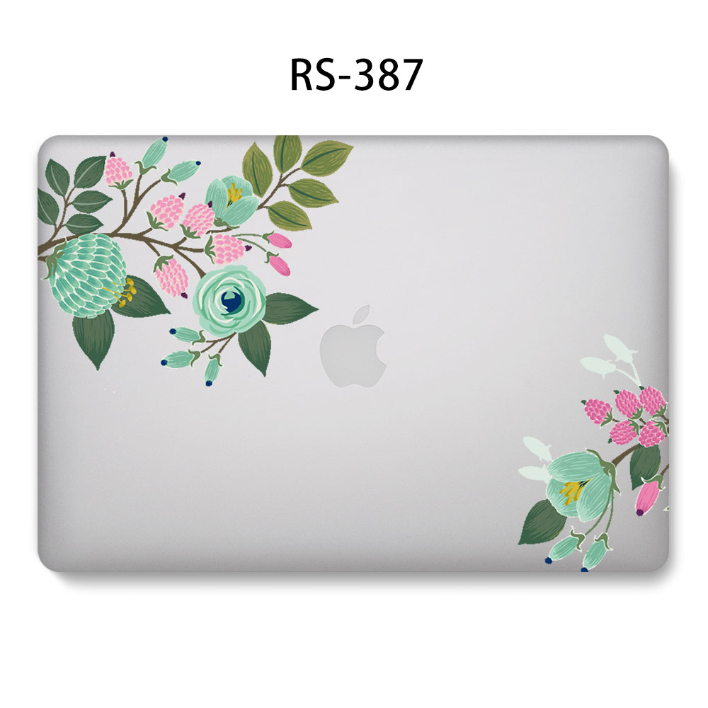 Soft Leaf Case for MacBook 126