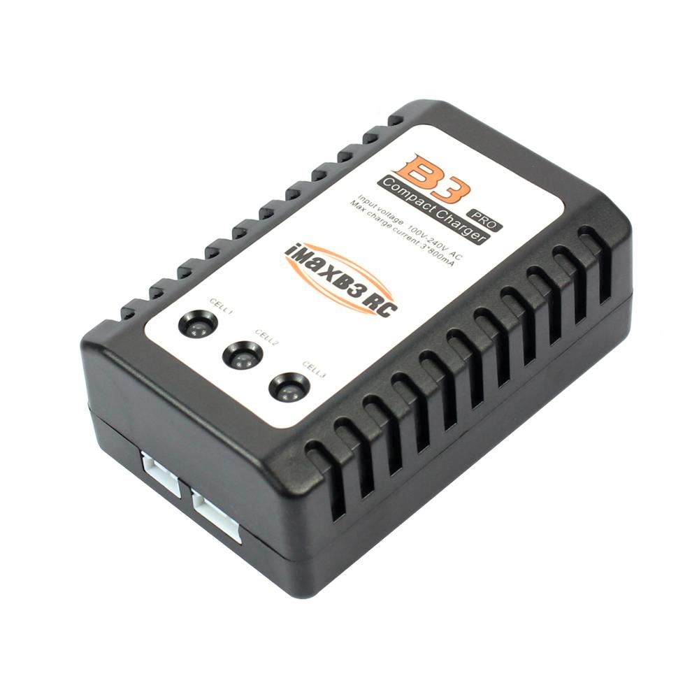 IMAX B3 Pro LIPO Battery Charger B3 charger 7 4v 11 1v Li polymer Lipo Battery Charger 2s 3s Cells for RC LiPo EU US UK Plug in Chargers from Consumer Electronics