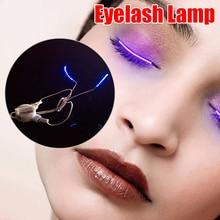 Led-Light False-Eye-Lashes Party-Bar Birthday Wedding Christmas Home-Decor No for Makeup