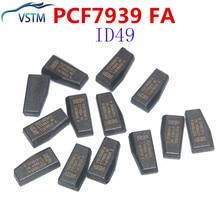 Frete grátis 5 20 pçs/lote PCF7939FA ID49 transponder chip chave do carro chip ic original