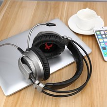Essential Headphone Noise Isolating Over-Ear wired Gaming Headset Analog 3.5 mm with Mic for PC/Laptop/Phone Gamer все цены