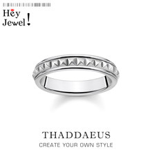 Studs Wedding Bands Ring,Thomas Style Sieraden Goede Jewerly Voor Vrouwen & Mannen, 2020 Ts Punk Gift In 925 Sterling Zilver, Super Deals(China)