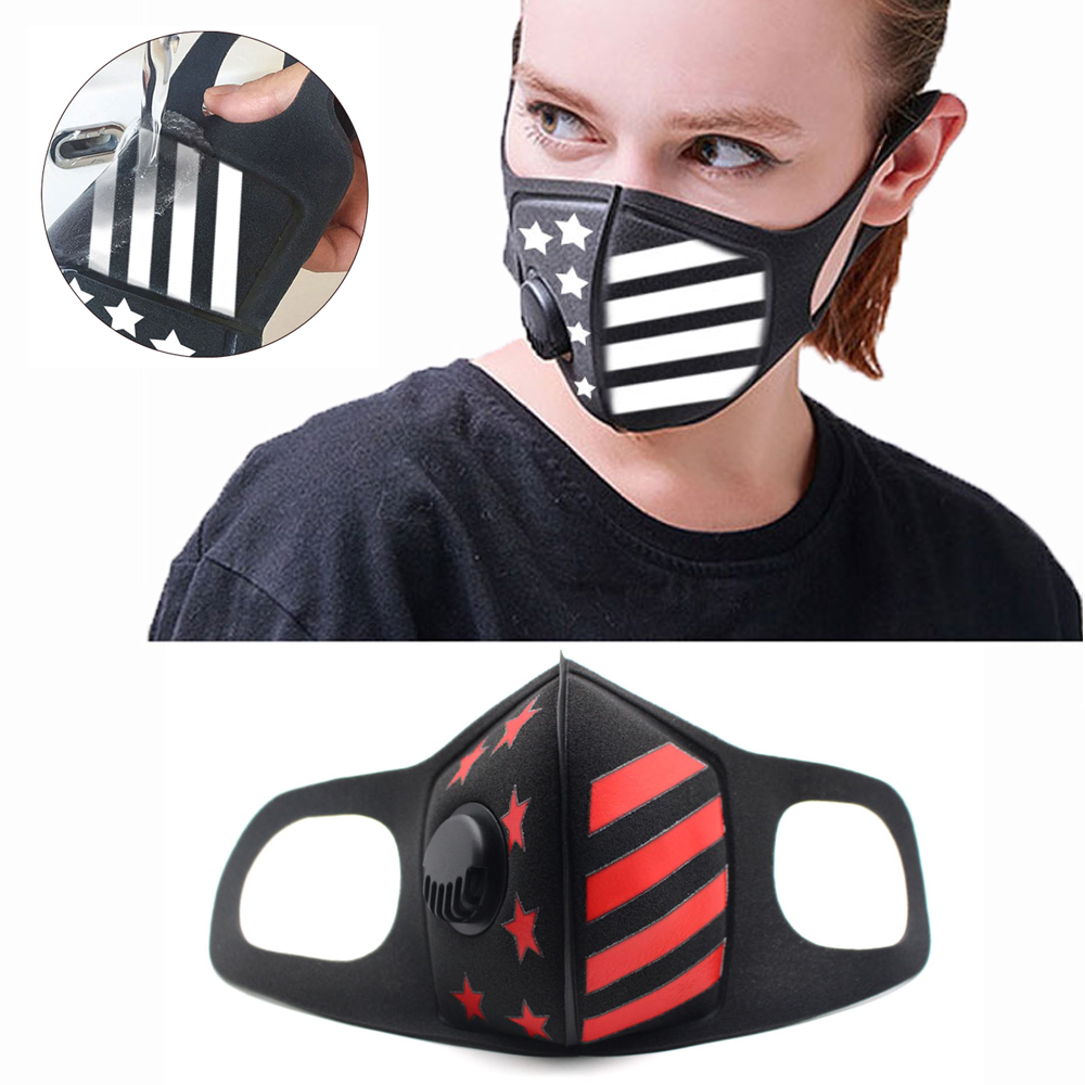 1Pcs Fashion Dust Mask Upgraded Version Men & Women Anti-fog Haze Pm2.5 Pollen 3D Anti-dust Mouth Mask