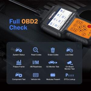 Image 4 - FOXWELL NT650 엘리트 OBD 2 자동차 도구 자동차 스캐너 코드 리더 SAS DPF 인젝터 BRT 오일 19 재설정 서비스 OBD2 진단 도구