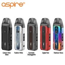 E-cigarette Aspire Tekno Pod System Starter  Kit 30W 1300mAh with 3.0/3.5ml AVP Pro & BP Pod Cartridges Airflow Adjustable