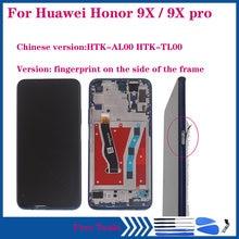 "659 ""для huawei honor 9x htk al00 tl00 ЖК дисплей сенсорный"