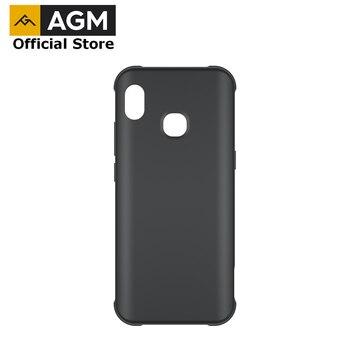 Перейти на Алиэкспресс и купить Официальный Оригинальный Новый Прочный чехол для телефона ТПУ резиновый защитный чехол для AGM A10