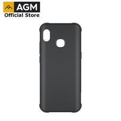 Официальный оригинал новый снабжение чехол для телефона из ТПУ/резины защитная крышка для AGM A10