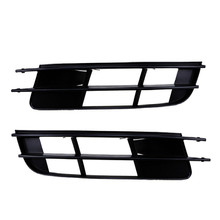 Fog Lamp Box Lower Grille Front Bumper Air Intake Grille 4L0807681 For 07-09 Audi Q7 стоимость