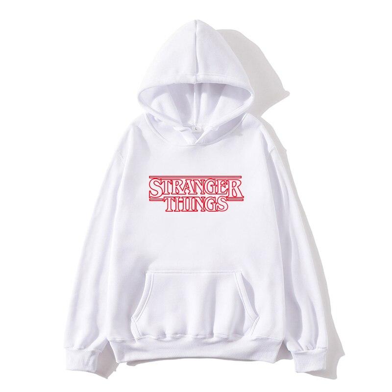 Aikooki Men Hoodie Stranger Things Hoodies Men Sweatshirt Women/men Casual Stranger Things Sweatshirts Women Hoodie Men's XXS-4