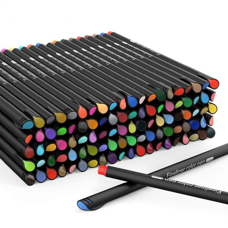 Copic Markers  Bullet Journal Pens Fine Point Pen Drawing Fineliner Markers For Writing Sketch Coloring  Art Supplies