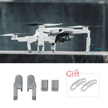 PGYTECH 25MM zestaw do lądowania dla DJI Mini 2 Drone Skid podwyższone amortyzujące stabilizatory noga dla DJI Mavic Mini akcesoria tanie i dobre opinie CN (pochodzenie) 12 7cm*8 5cm*2 6cm For DJI Mavic Mini DJI Mini 2 Landing Gear