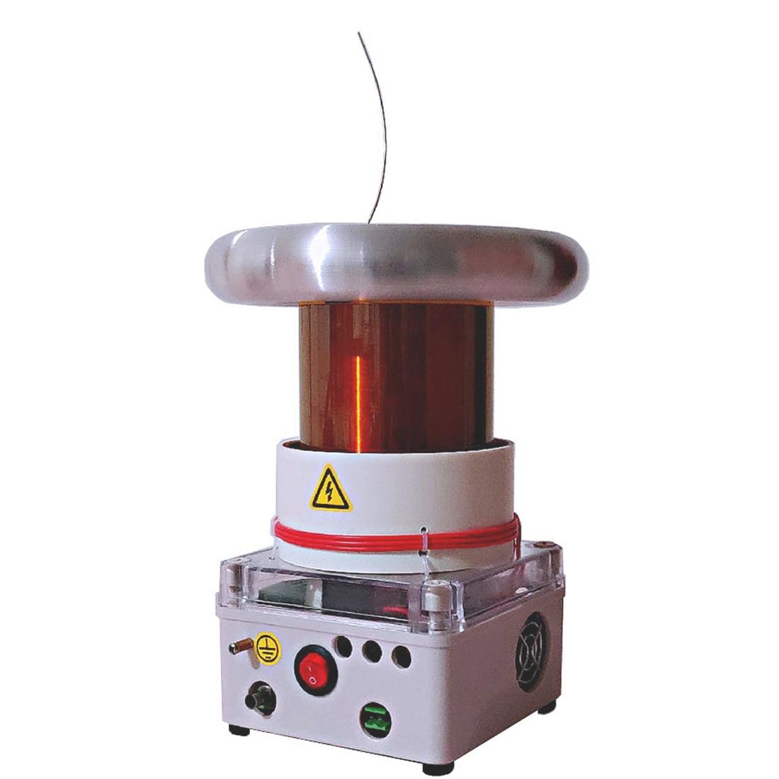 SSTC AC90V ~ 250V Solid-state Künstliche Blitz Maker Tesla Spule mit 30CM Arc-UNS Stecker