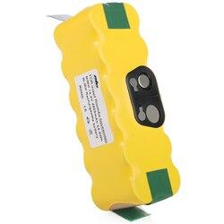 14.4V Batteria 4500mAh Per iRobot Roomba Aspirapolvere 500 510 530 570 580 600 630 650 700 780 batteria ricaricabile
