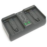 MH-26 Batterie Dual Ladegerät mit EU Stecker für Nikon D4S EL4A D850 EN EL4 LP E4