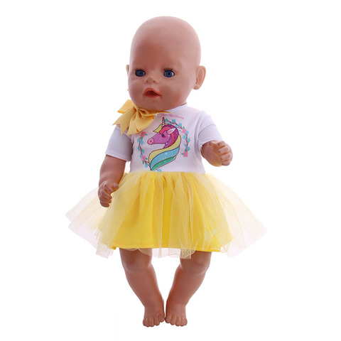 Yellow Series Accessories Shoes  (100% Positive Store)  Suitable 18-Inch And 43cm Dolls, Generation , Gift This is dropshipping Karachi