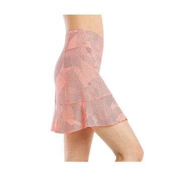 EAST HONG damskie sportowe spódnice do tenisa treningowe spódnice do biegania pływanie spódnice golfowe tanie i dobre opinie WOMEN Poliester spandex Skorts Pasuje prawda na wymiar weź swój normalny rozmiar 176-12-3 5 6 8 9