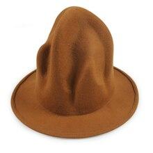 Chapeau de montagne en laine pour hommes et femmes, nouvelle tendance, chapeau de buffle 100%, Pharrell Williams, célébrité, Style de fête