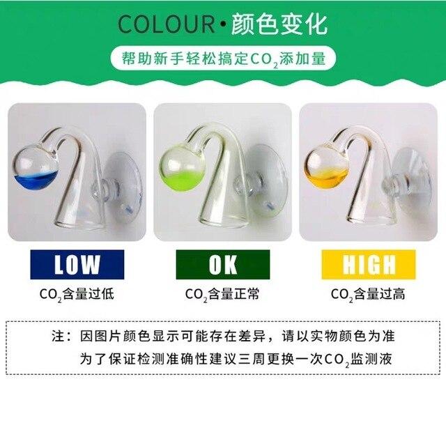 CO2 Diffusion Carbon Dioxide Tester PH Bubble Counter 6