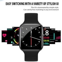 2020 W4 Smart Watch Men Women Heart Rate Monitor Smart Bracelet  Music Camera Heart Rate Monitor PK W34 F10 k88s mtk2502c heart rate monitor smart watch phone gold