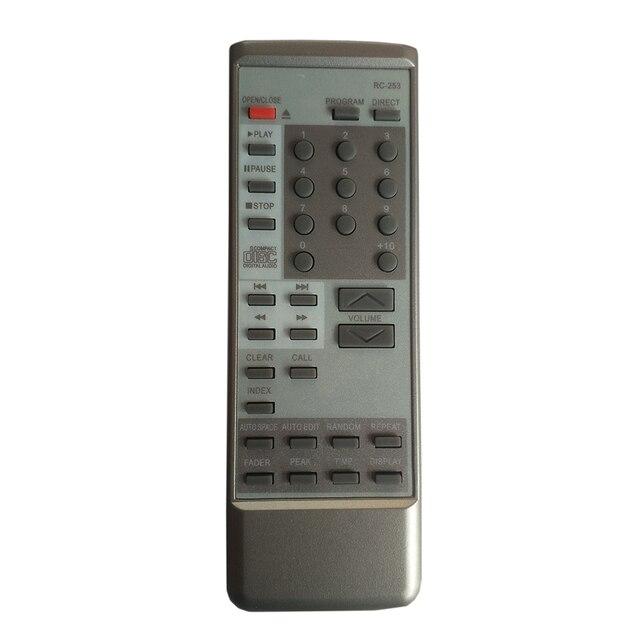 Điều Khiển Từ Xa Phù Hợp Cho Đầu Đĩa Denon CD Player RC 253 DCD810 DCD2800 1015CD DCD7.5S DCD790 DCD 1460