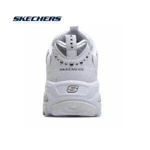 Image 2 - Skechers Giày Người Phụ Nữ Giày Nền Tảng Chun Thời Trang Nữ Lưu Hóa Thoáng Khí Giày Nữ 11979 WSL