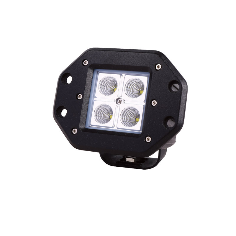 Manufacturers Selling 20 W CREE LED Lights LED Working Lamp LED Engineering Maintenance Lamp Motorcycle Accessories
